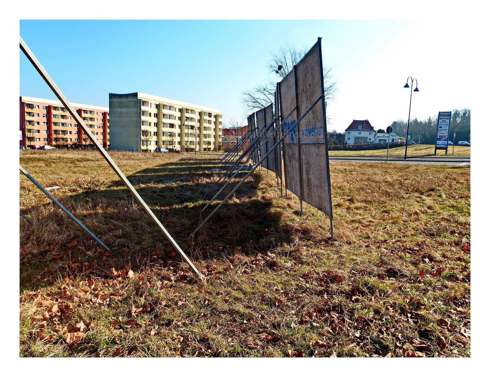 Wahlkampf in Sachsen-Anhalt am Beispiel Naumburg