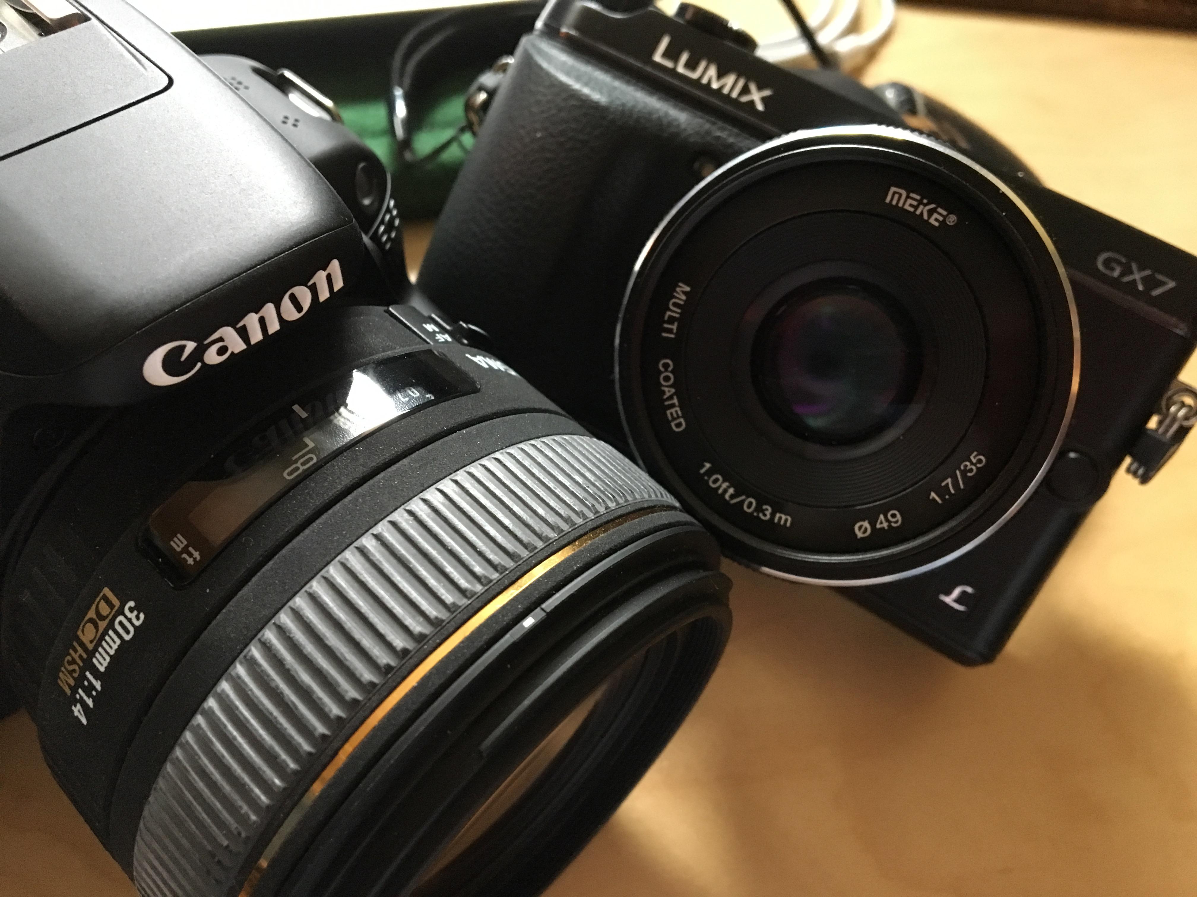 Bokeh mit Canon, Sigma, Lumix und Meike