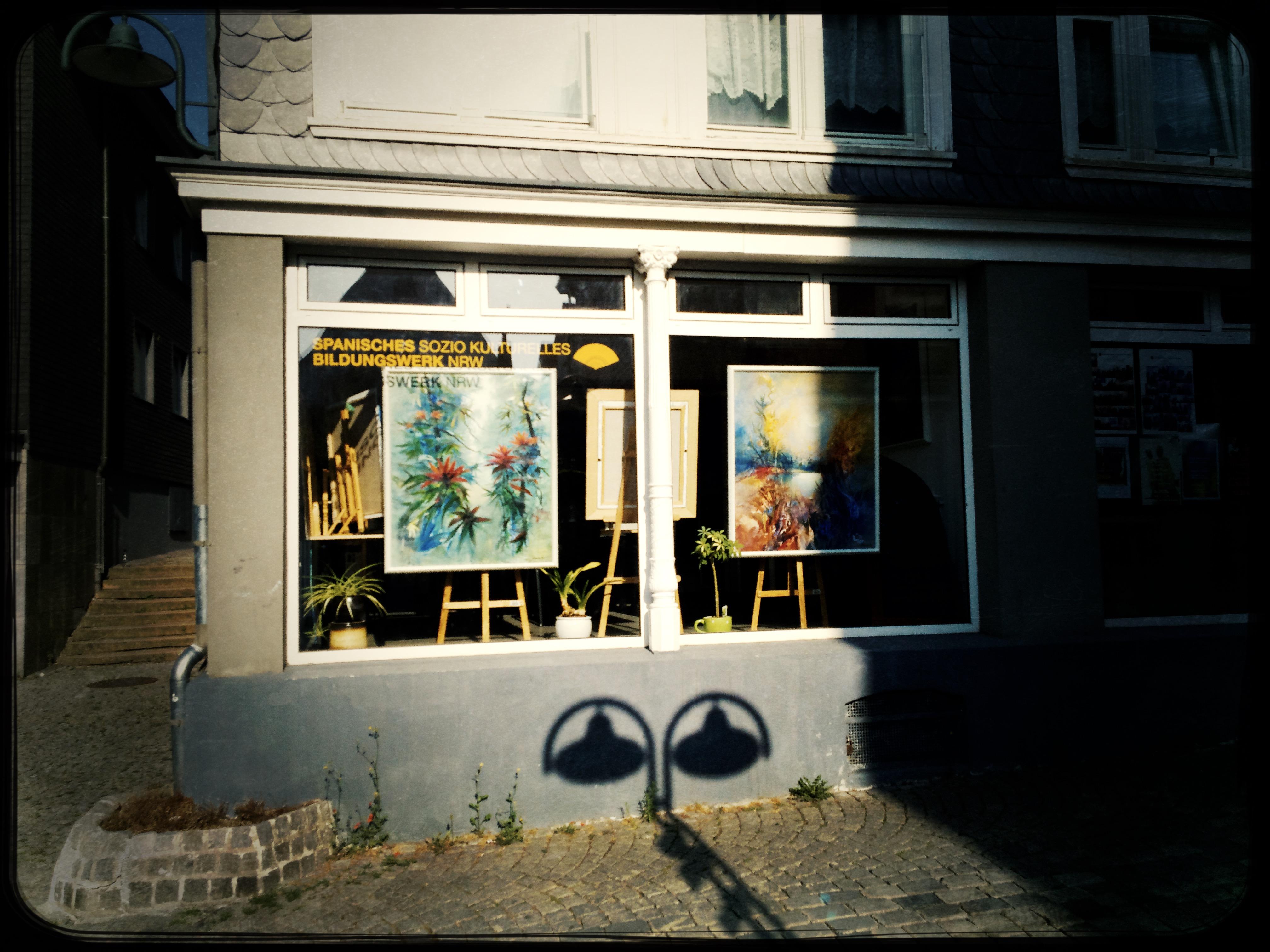 Sommer in Lennep in der Altstadt – Impressionen mit Hipstamatic und Iphone 6s