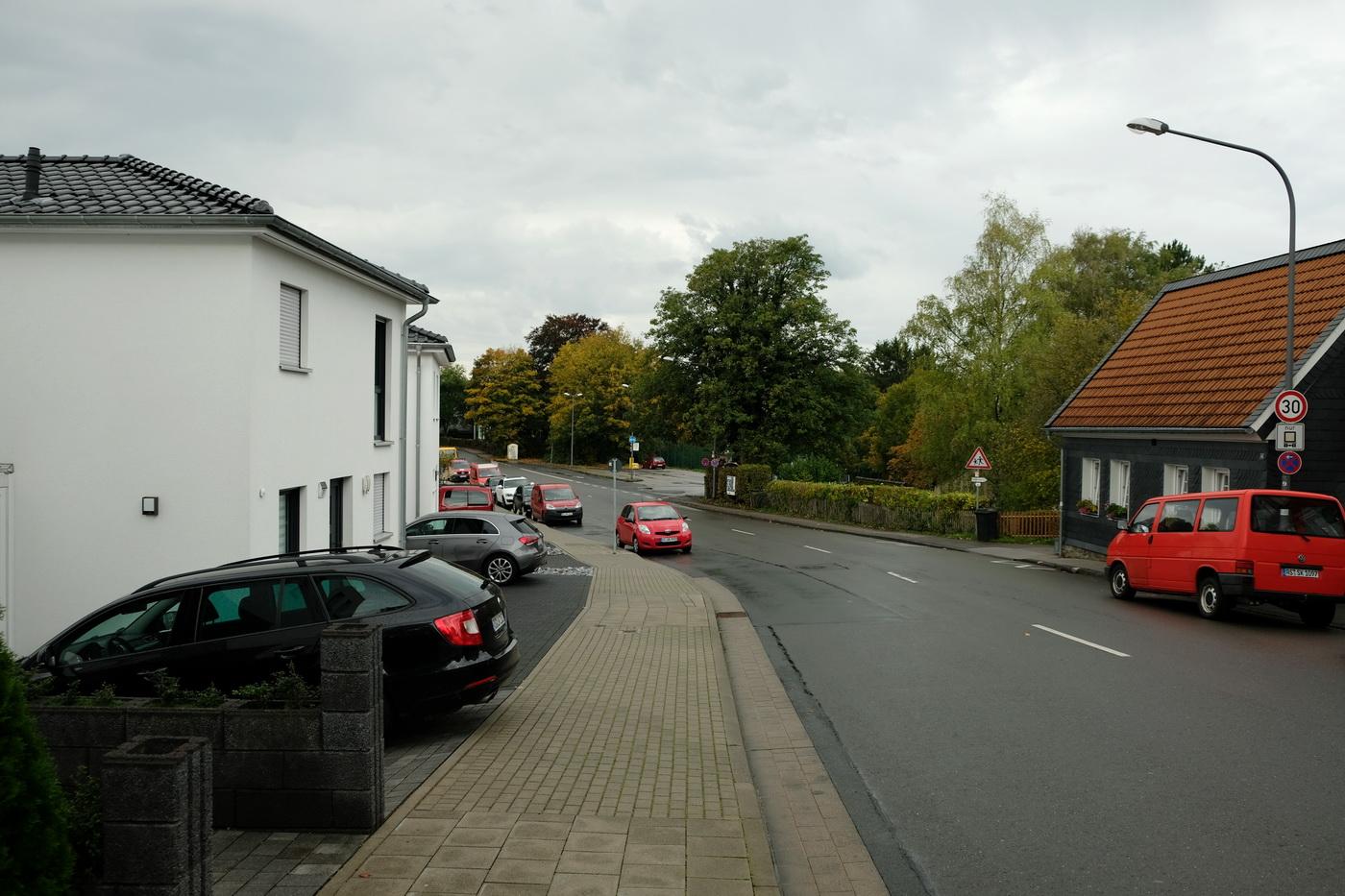 Weniger Bäume mehr Beton – Remscheid Ehringhausen als Beispiel